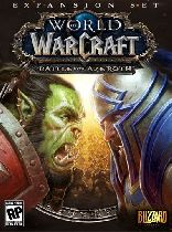 Buy World Of Warcraft: Battle For Azeroth + 110 Level Boost (EU) Game Download