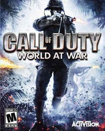 Call of Duty 5 World at War cd key