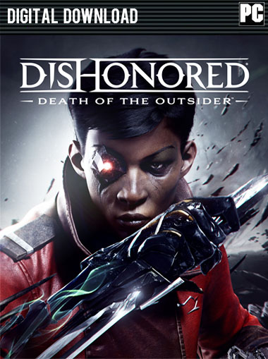 Dishonored: Death of the Outsider cd key