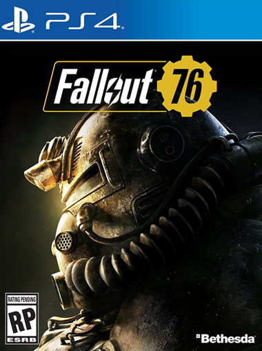 Fallout 76 - PS4 (Digital Code) cd key