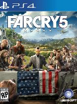 Buy Far Cry 5 - PS4 (Digital Code) Game Download