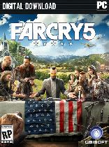 Buy Far Cry 5 [EU/RoW] Game Download