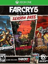 Buy Far Cry 5 Season Pass - Xbox One (Digital Code) Game Download