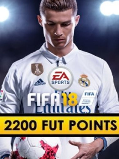 FIFA 18 2200 FUT Points Pack (PC Only - Origin) cd key