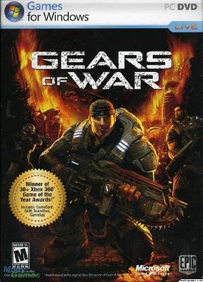 Gears of War cd key