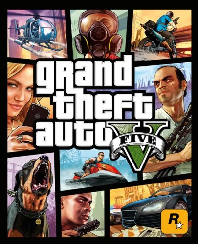 Grand Theft Auto V (GTA 5) cd key