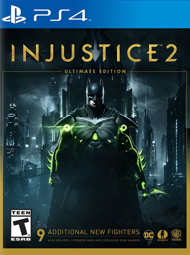 Injustice 2 Ultimate Edition - PS4 (Digital Code) cd key