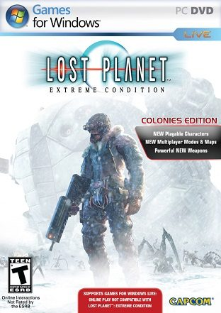 Lost Planet: Extreme Condition Colonies Edition cd key