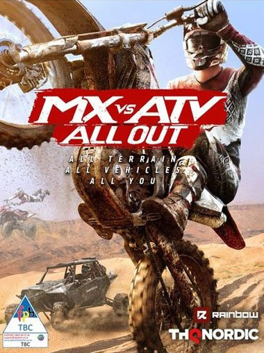 MX vs ATV All Out cd key