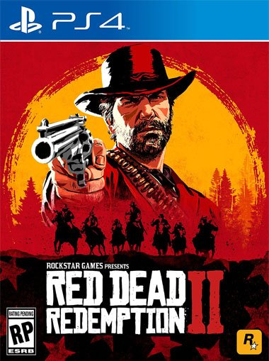 Red Dead Redemption 2 - PS4 (Digital Code) cd key