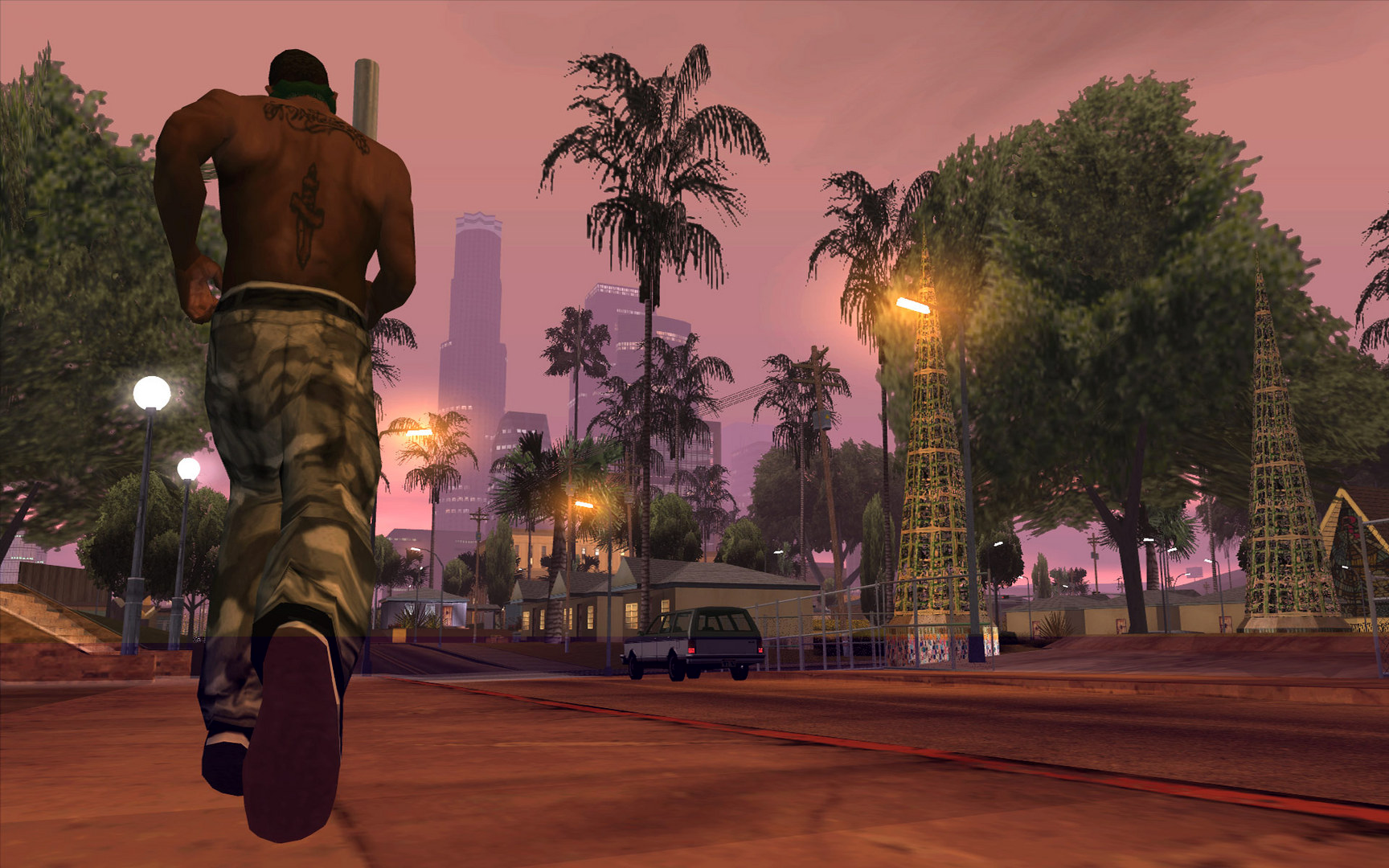 Download gta sanandreas al the people are  nackt pictures