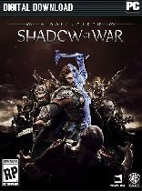 Buy Middle-earth: Shadow of War AU/Asia (Voucher) Game Download