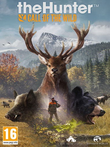 The Hunter: Call of the Wild [EU] cd key