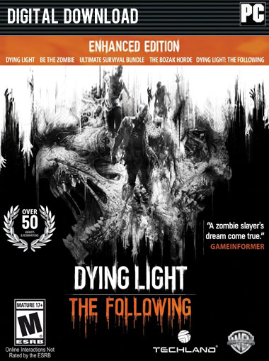 Buy Dying Light: The Following   Enhanced Edition   SteamDying Light: The  Following   Enhanced Edition   Steam