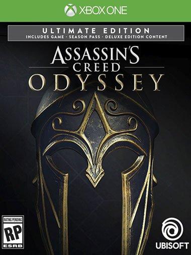 assassins creed odyssey gold edition xbox one key