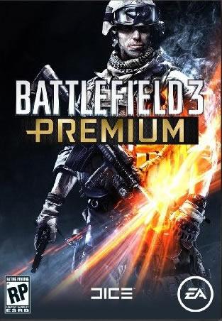 Battlefield 3 premium edition origin key/code global origin.