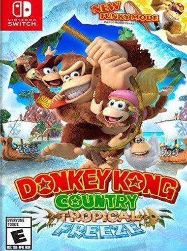 Donkey Kong Country: Tropical Freeze - Nintendo Switch cd key