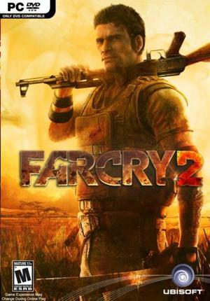 Far Cry 2: Fortune's Edition  cd key