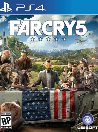 Far Cry 5 - PS4 (Digital Code) cd key
