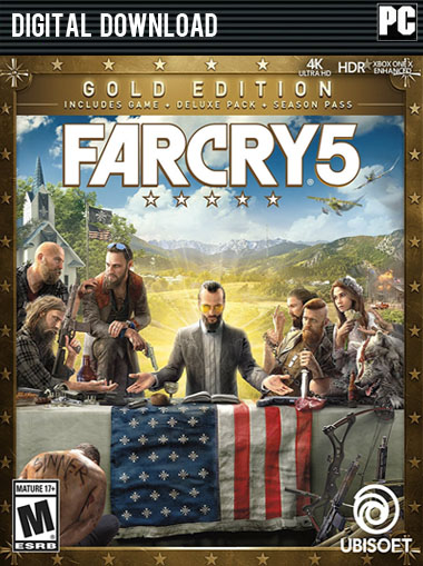 far cry 5 key download