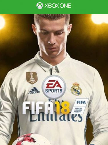 FIFA 18 - Xbox One (Digital Code) cd key