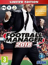 Buy Football Manager 2018 Limited Edition [EU] Game Download
