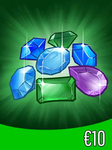 Buy Gems Gift Card 10 Euro Pc Game Download