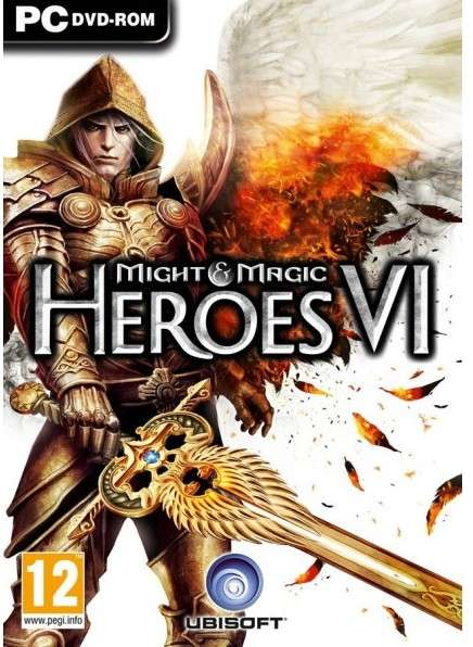 Might and Magic Heroes VI cd key