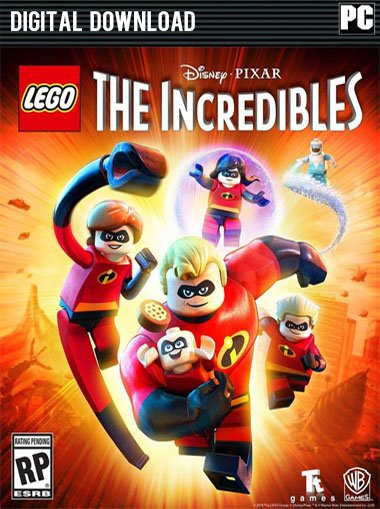 Lego The Incredibles cd key