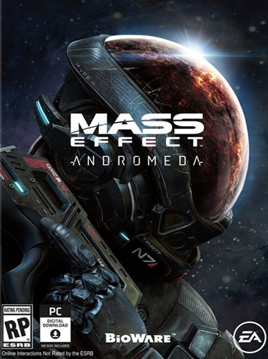 Mass Effect Andromeda cd key