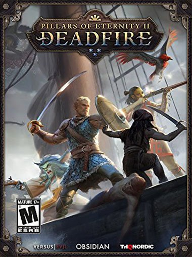 Pillars of Eternity II: Deadfire cd key