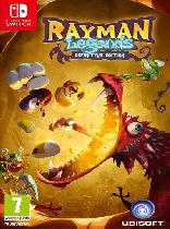 Buy Rayman Legends Definitive Edition - Nintendo Switch Game Download