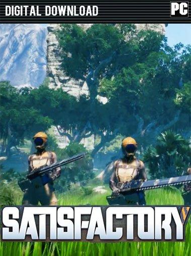Satisfactory (Epic games account) - Download