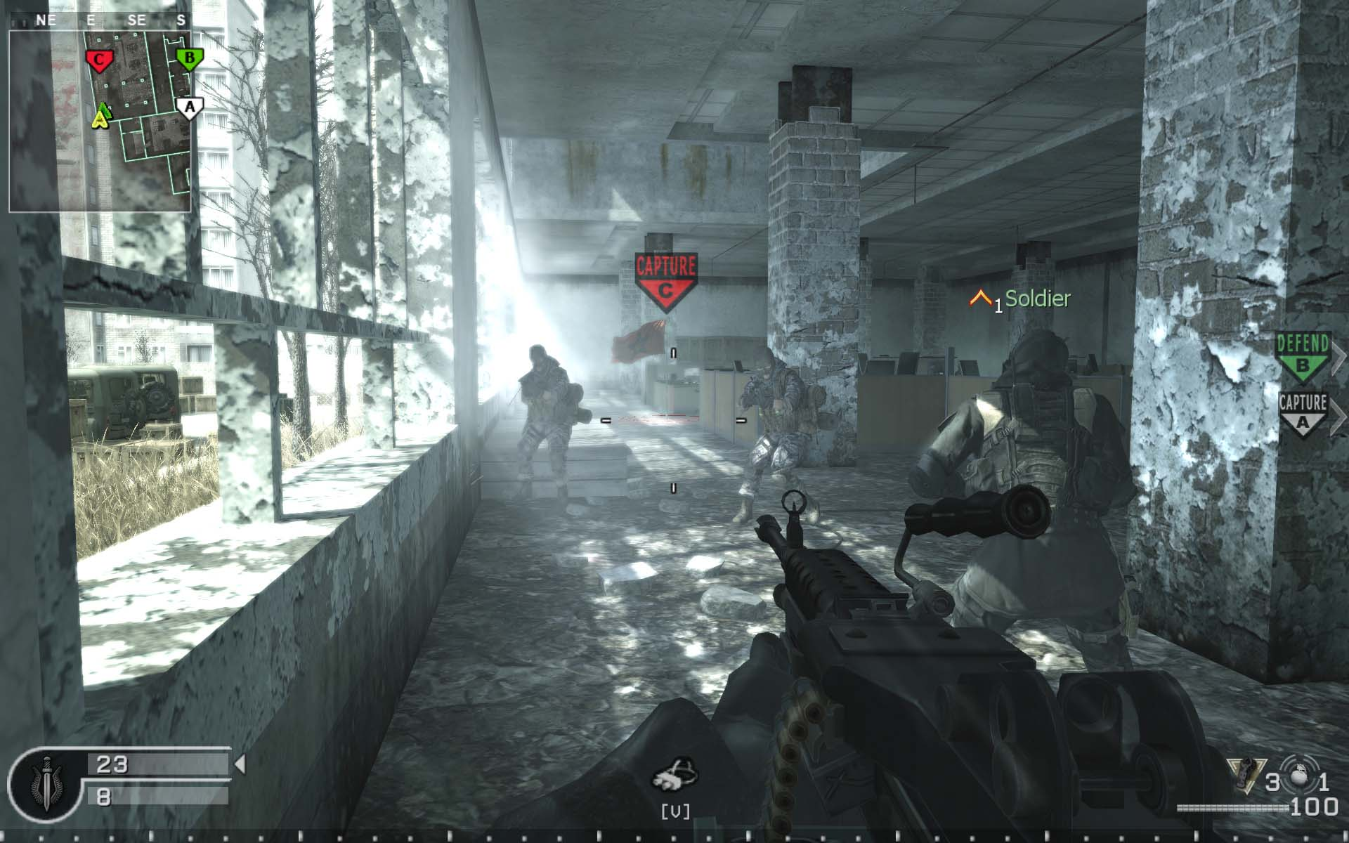 call of duty modern warfare 4 free download full pc game