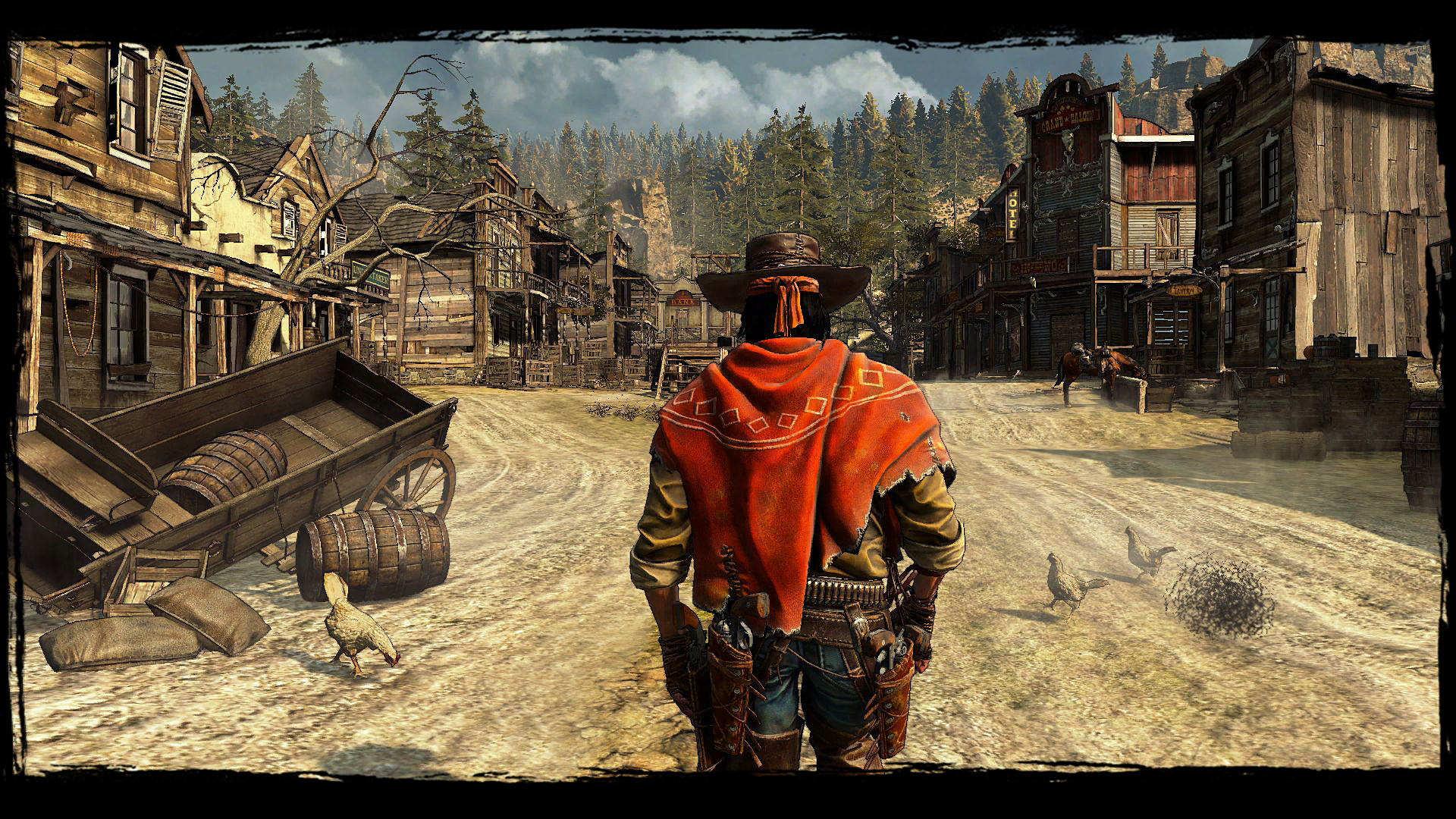 Call of juarez gunslinger pc download.