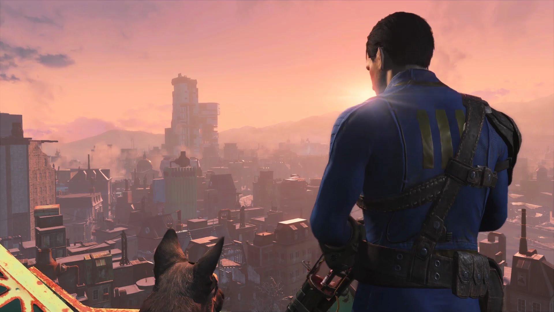 Fallout 4 - PS4 (Digital Code) - Playstation Network