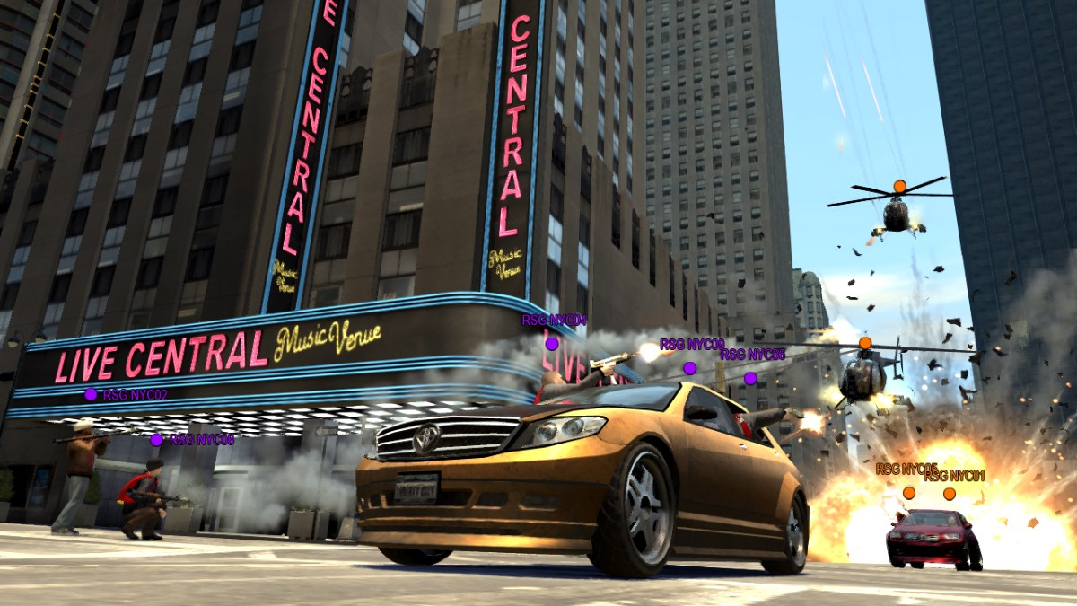 Grand Theft Auto Episodes from Liberty City (GTA EFLC) - Games For Windows  Live