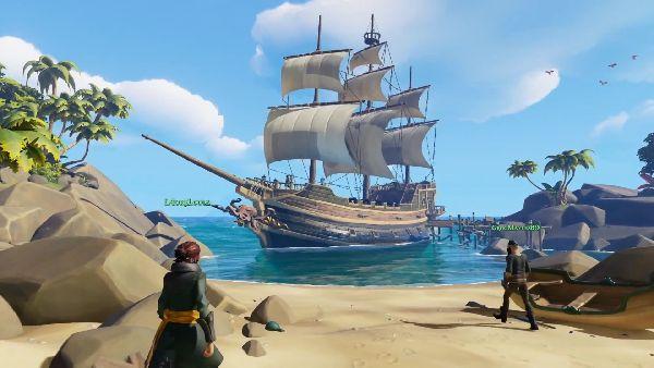 Sea Of Thieves Xbox One Windows 10 Digital Code Xbox Live
