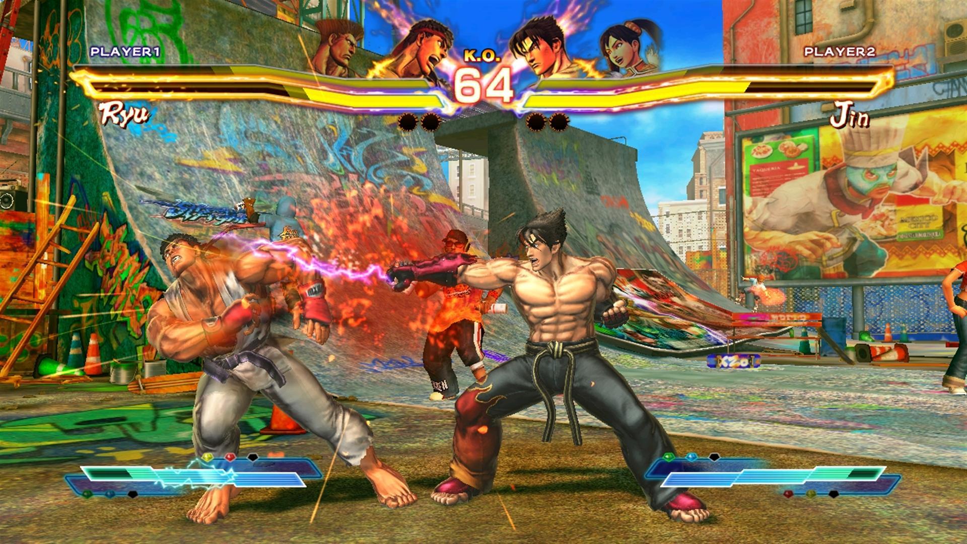 Street Fighter X Tekken - Games For Windows Live