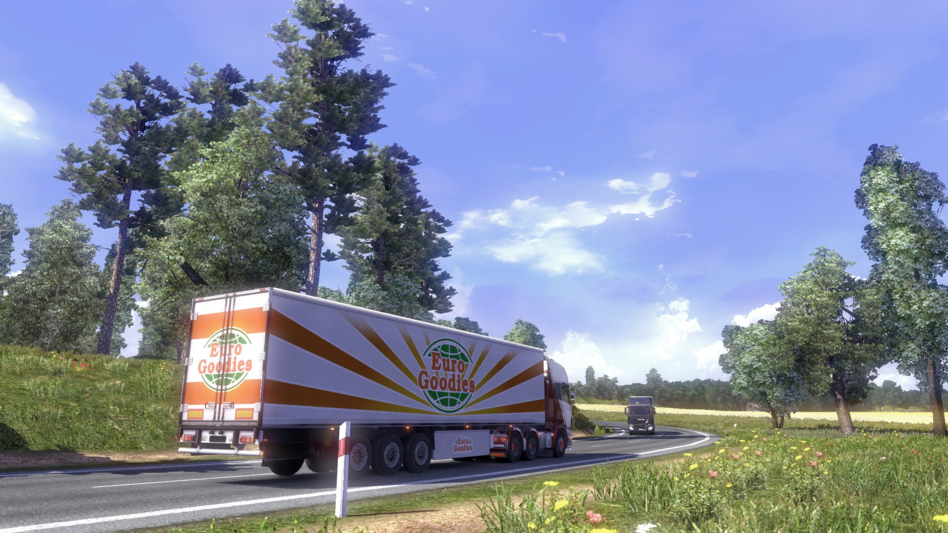 Euro Truck Simulator 2 - GOLD Edition - Steam