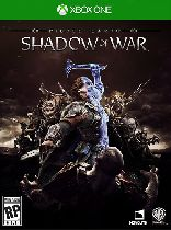 Buy Middle-earth: Shadow of War - Xbox One (Digital Code) Game Download