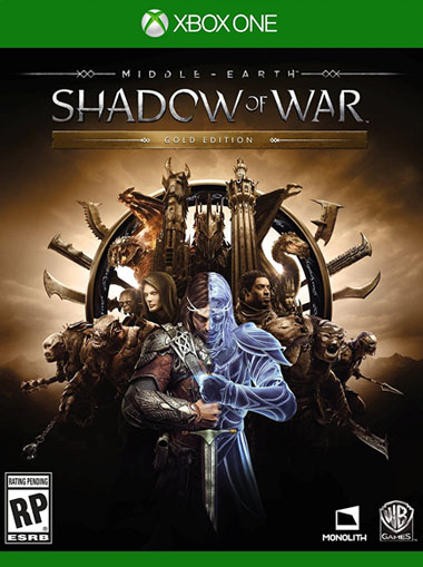 Acheter Middle-earth: Shadow of War GOLD Edition - Xbox One Digital