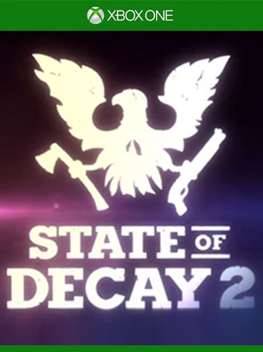 State of Decay 2 - Xbox One/Wondows 10 (Digital Code) cd key