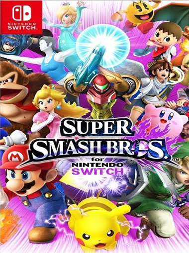 Buy Super Smash Bros Ultimate Nintendo Switch Pc Game Nintendo