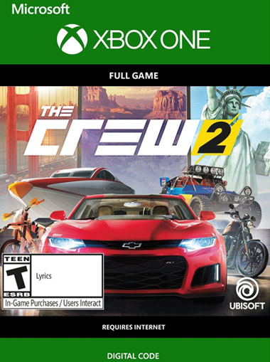 The Crew Xbox One : the crew 2 xbox one digital code xbox live ~ Aude.kayakingforconservation.com Haus und Dekorationen
