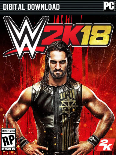 Buy WWE 2K18 + DLC [EU/RoW] PC Game | Steam Download