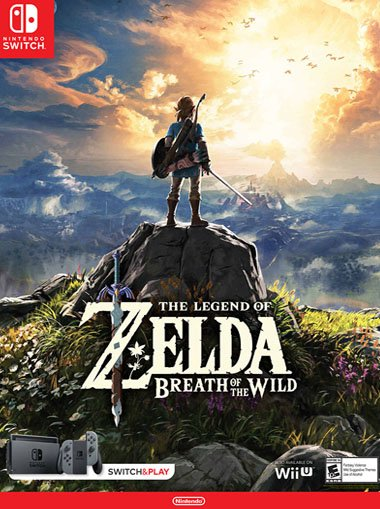 Buy The Legend Of Zelda Breath Of The Wild Nintendo Switch Pc