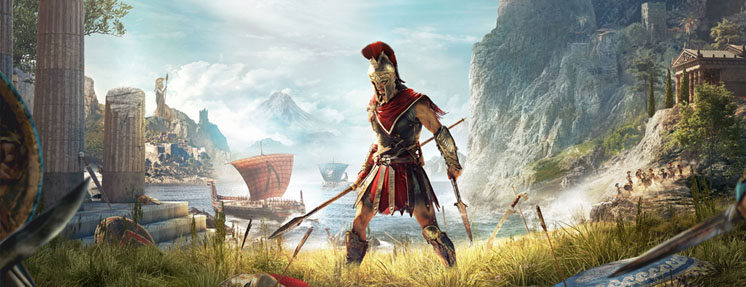 Assassin's Creed Odyssey UPlay
