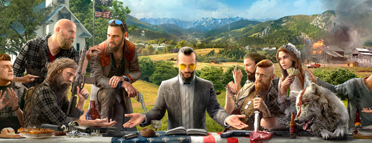 Far Cry 5 [EU] UPlay